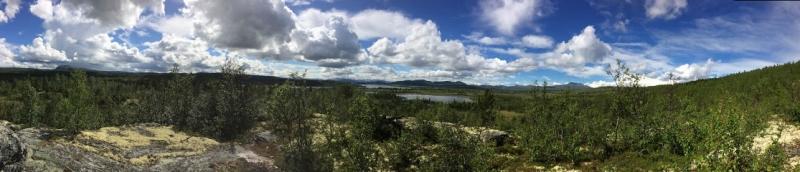 Valdres panorama