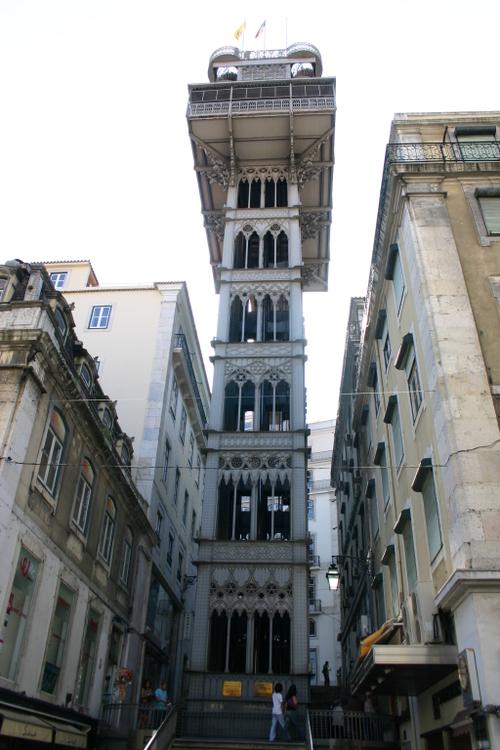 Tårnet utenfra